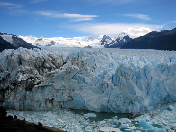 The Moreno Glacier