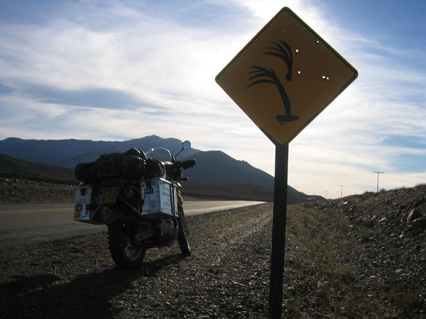 North Through Argentina