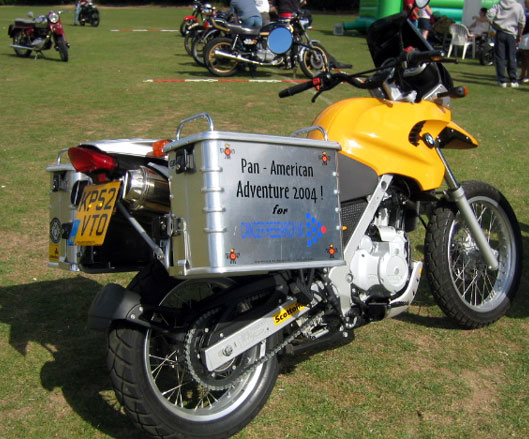 BMW F650GS Motorcycles