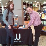 Book signing at Finchley